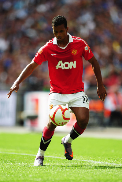 Nani has impressed since joining Sporting on loan from Manchester United