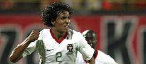 Albania vs Portugal 2009 - Bruno Alves