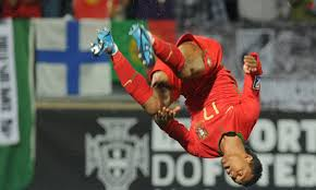 Portugal vs Malta - Nani 2009