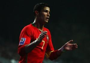 Portugal vs Albania - Ronaldo - 2008