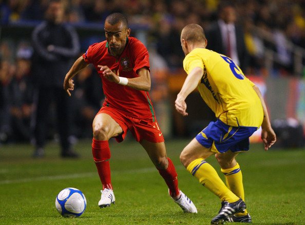 Sweden vs Portugal - 2008 - Bosingwa