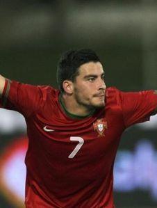 Salvador Agra - Portugal vs Albania - U-21