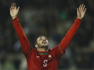 Hugo Almeida - Portugal vs Azerbaijan 2013