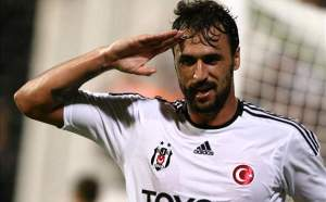 Hugo Almeida - Besiktas