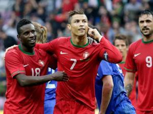 Portugal vs Croatia - Ronaldo
