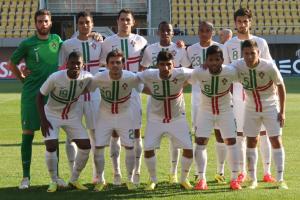Portugal vs Macedonia U21 May 2014