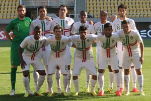 Portugal vs Macedonia U21 May 2014