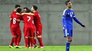 Portugal V Israel 11/18/2013 U21