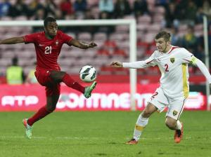 Portugal vs Macedonia U21 March 2014