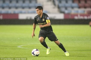 Marcos Lopes - Manchester City academy