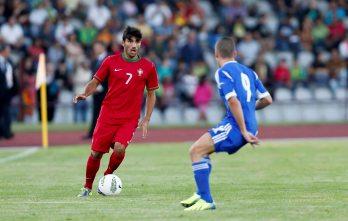 Portugal vs Israel U21 - Ricardo Esgaio