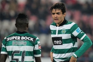 Tiago Ilori and Bruma - Sporting