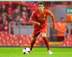 Tiago Ilori - Liverpool U-21 2013