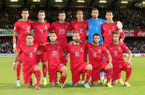 Portugal vs Northern Ireland 2013
