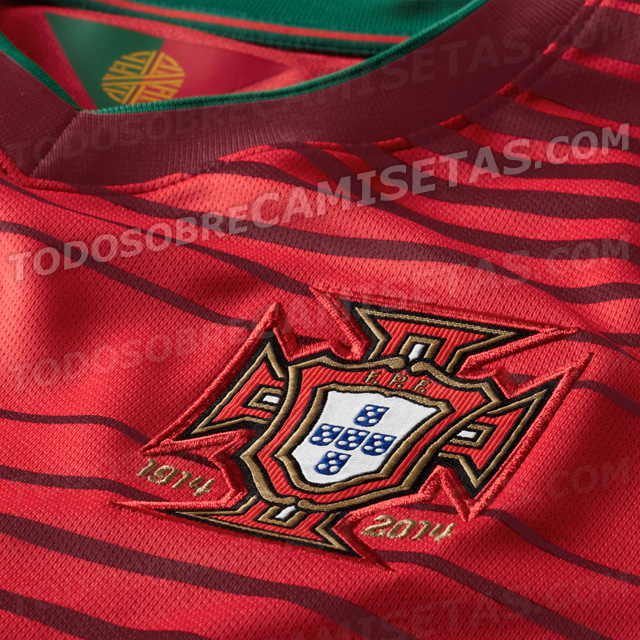 2014 WC Jersey Home Leaked