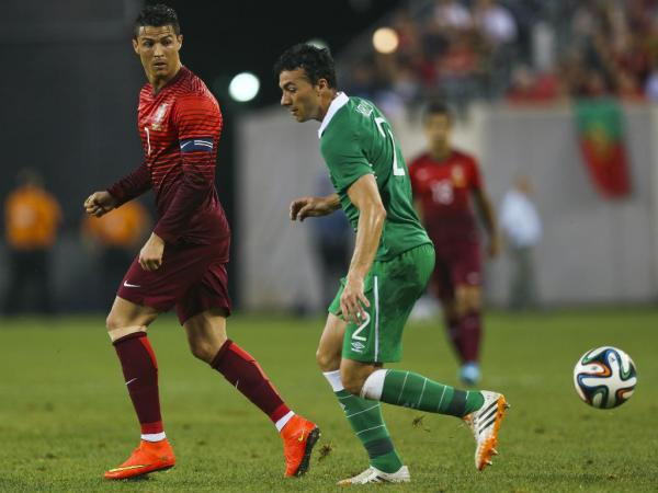 Ronaldo - Portugal vs Ireland 2014