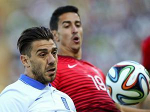 Andre Almeida - Portugal vs Greece 2014