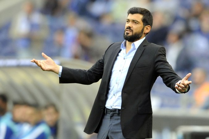 Sergio Conciecao recently took charge at Braga