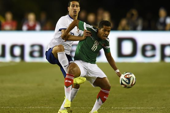 Andre Almeida - Portugal vs Mexico 2014