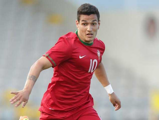 Marcos Lopes - Portugal U19