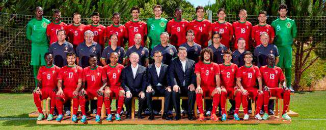 Portugal squad - 2013 U-20 World Cup