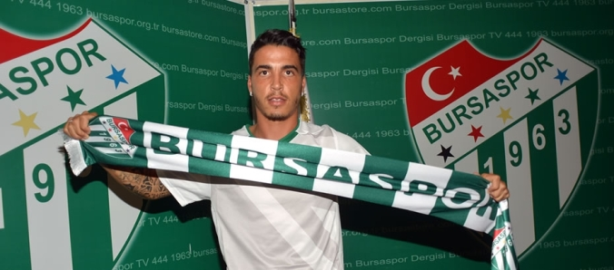 Photo: Bursaspor.org.tr (Bursaspor's official website)