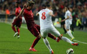 Fabio Coentrao - Portugal vs Serbia