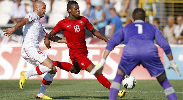 Ivan Cavaleiro - Portugal U21