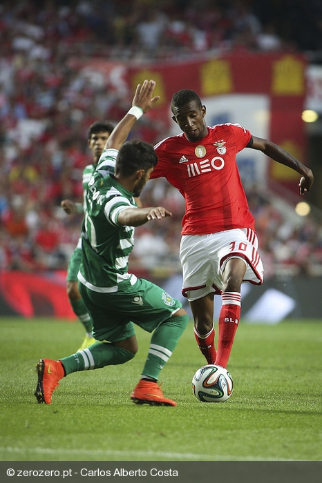Sporting vs Benfica - August 2014