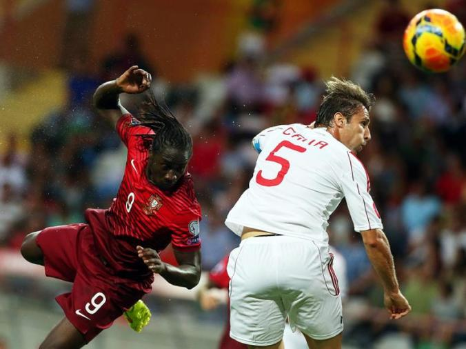 Eder - Portugal vs Albania - 9/7/14