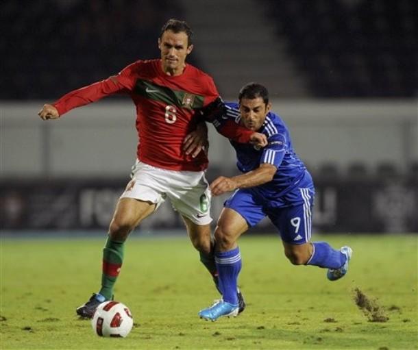 Portugal Cyprus Euro 2012 Qual
