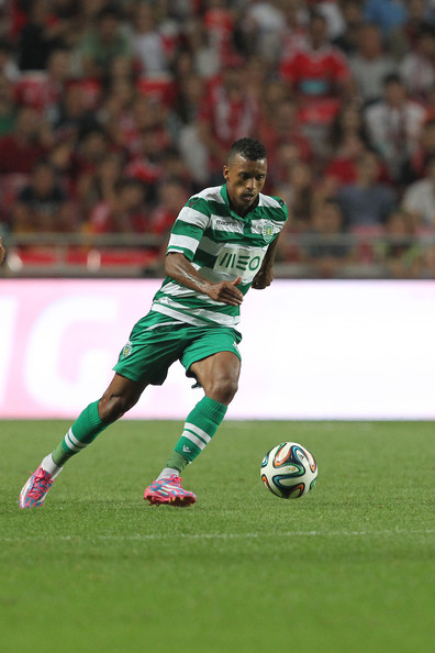 Can Nani s Sporting rebound this weekend after two discouraging performances? Photo: Carlos Rodrigues/Getty Images