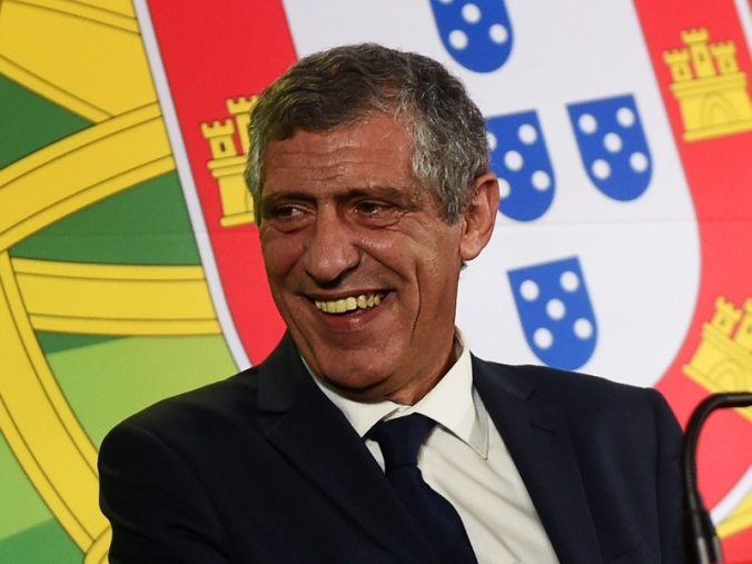 Fernando Santos led the team to two wins against two difficult opponents