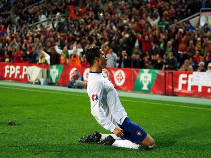 Cristiano Ronaldo - Portugal vs Armenia