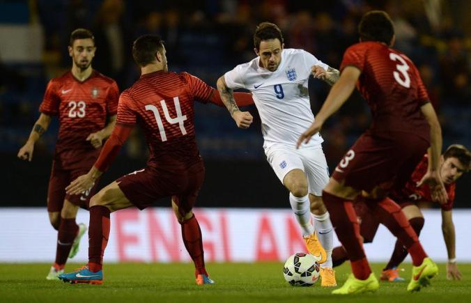 Portugal U-21-England U-21 - 2014