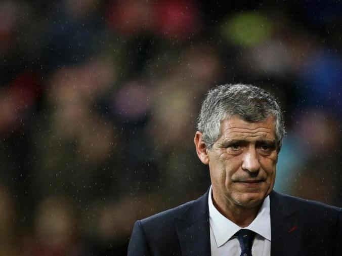 With Fernando Santos in charge of the National Team, the future looks promising