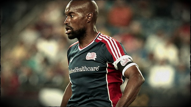 Goncalves at the Revolution. Photo: revolutionsoccer.net