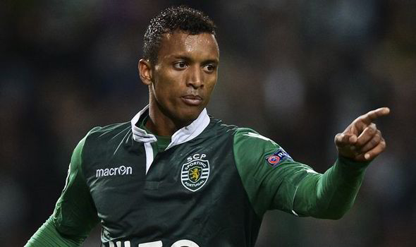 Nani will be unavailable for the Sporting-Chelsea match through injury. Can Sporting still secure a result? Photo: express.co.uk