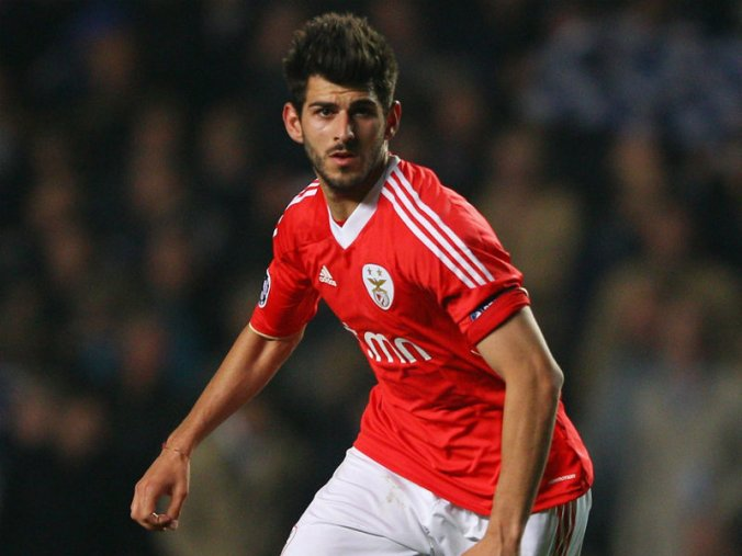Nelson Oliveira - Benfica