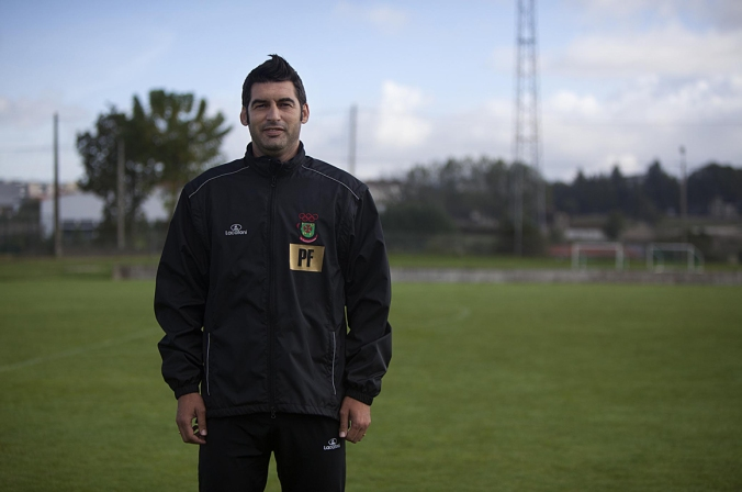 Paulo Fonseca's touchline ban can only hurt Pacos Ferreira's chances against Porto this weekend. Photo: Publico