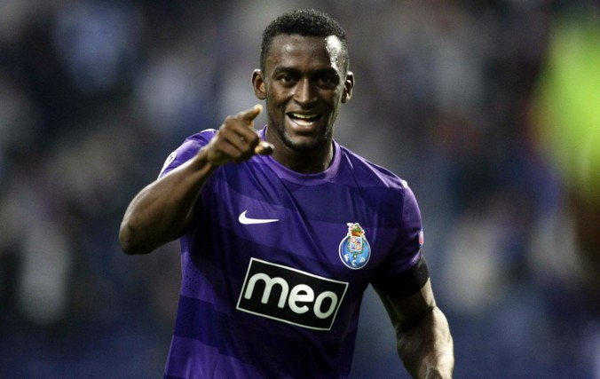 Jackson Martinez can't stop scoring for Porto.