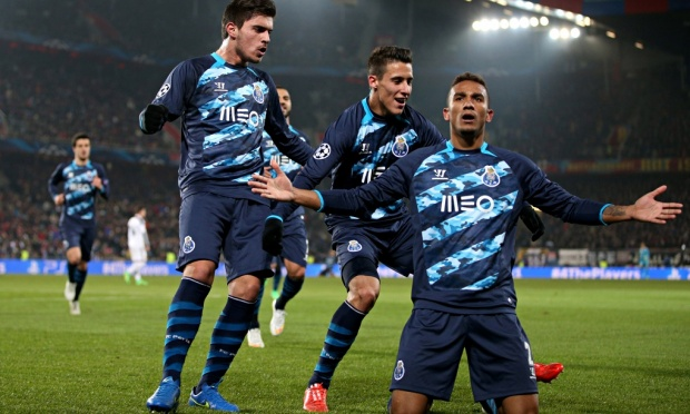 Danilo's second-half penalty can prove priceless for Porto. Philipp Schmidli/Getty Images