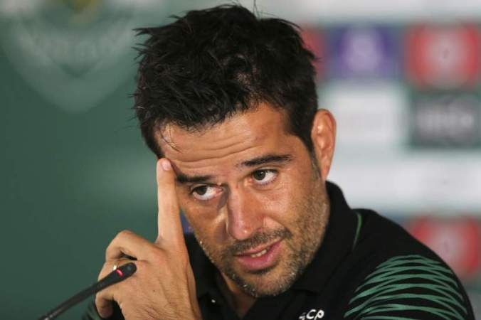 Can Marco Silva's Sporting side defeat Benfica and push for the title? Photo: SAPO Desporto
