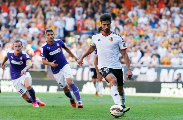 André Gomes has been excellent for Valencia this season.