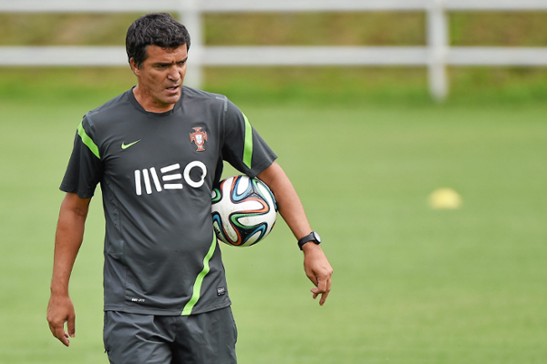 Portugal head coach Hélio Sousa has a wealth of talent at his disposal. Photo: FPF
