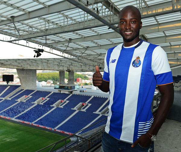 Danilo Pereira has signed a four-year deal at Porto. Photo: FC Porto