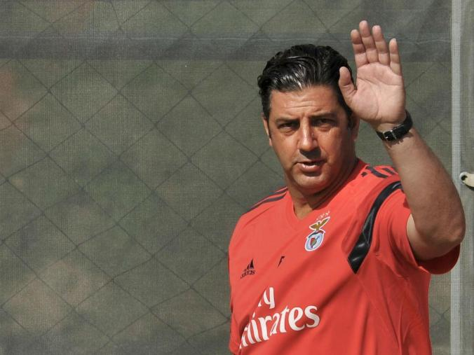 Can Rui Vitoria lead Benfica to another title?