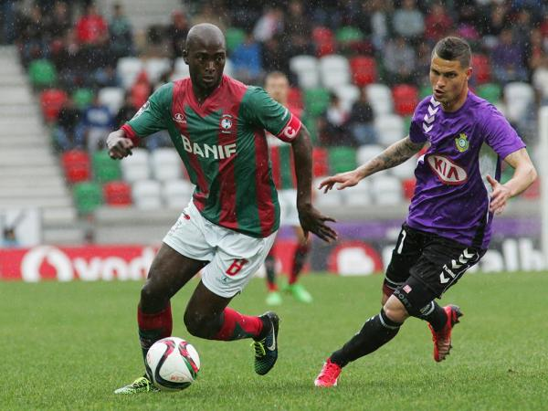 Danilo (left) was superb this season at Maritimo