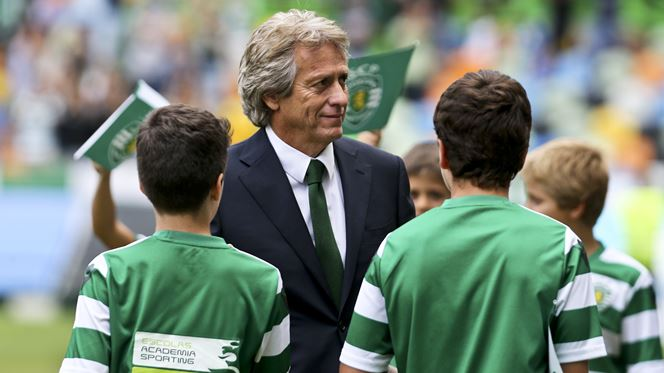 Jorge Jesus's arrival at Sporting has been one of the most interesting storylines of Portuguese football for some time.