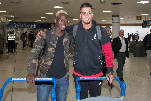 Fabio Cardoso and Dalcio - Rangers
